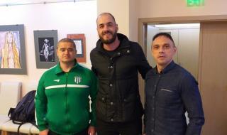 Вратар от Бразилия подсили Черно море
