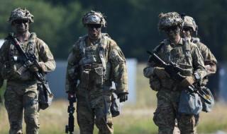 САЩ прехвърлят още военни сили в Източна Сирия