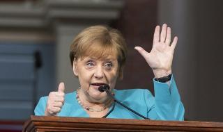 Коронавирус и управление: и звездата на Меркел отново блести