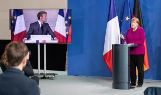 """4 страни от ЕС с алтернатива на антивирусния план """"Меркел-Макрон"""""""