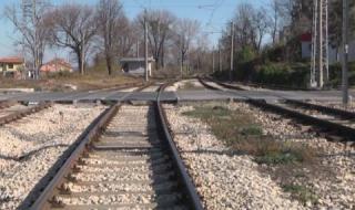 Влак прегази мъж, лежащ на релсите край Шумен