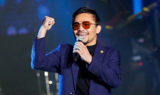 Голяма изненада! Световен шампион в бокса стана политик
