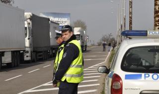 Гл. комисар Светлан Кичиков: Има реогранизация за по-бързо преминаване на тирове на границата ни с Турция