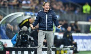 Падна главата на треньор в Бундеслигата