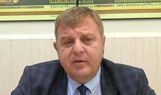 Каракачанов: ВМРО ще е на балотаж в София - 1