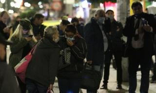 Протестът блокира центъра на София