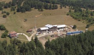 Хотелски комплекс изникна в защитена зона