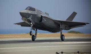 Атина: F-35 ще ни върне въздушното превъзходство над Турция