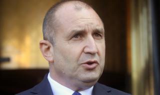 Президентът: Борисов ни създава имидж на мутренска държава!