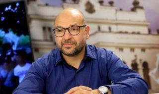 Политолог за Слави Трифонов: Опитът да се говори на зрителя по телевизора е откровена рецепта за провал - 1