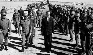 18 септември 1961 г. Генералният секретар на ООН загива в авиокатастрофа - 1