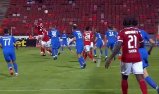 ЦСКА победи Арда с гол в края в репетицията за големия финал