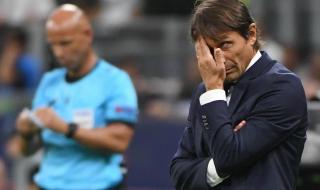 Конте прибира 150 милиона евро, ако бъде уволнен от Интер
