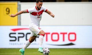 Напуснал Милан турски национал подписа с Интер