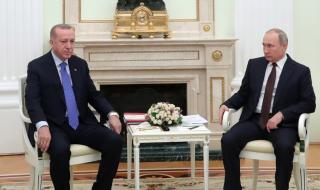 Турция е доволна от преговорите с Русия
