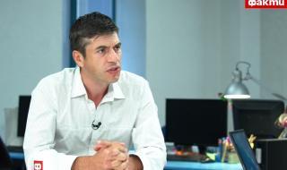 Росен Миленов пред ФАКТИ: Хората се срамуват от мутрата Бойко Борисов