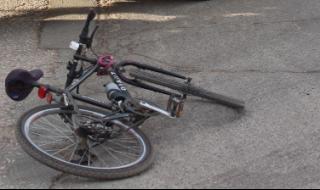 18-годишен шофьор помля възрастен велосипедист