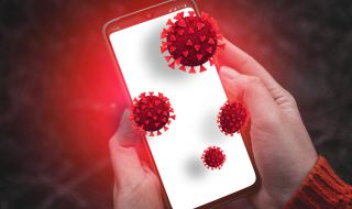 Болестите, които можем да хванем от смартфона