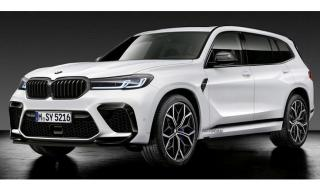 Проектът Rockstar или най-мощното BMW - X8 със 750 конски сили