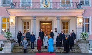 Жена за първи път стана премиер на Естония