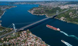 Потъналият кораб с руски моряци е плавал за България