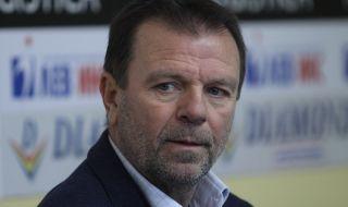 Стойчо Младенов след 1:5 от Рома: Резултатът е тежък и нереален - 1