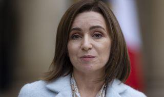 Мая Санду настоява за избори в Молдова