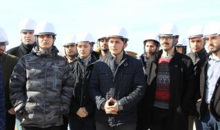 Изляха плочата за сградата на реактора на турската АЕЦ