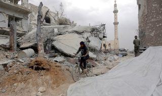 Кървава неделя в Сирия