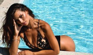 Секси бразилка все още изпитва силни чувства към Марио Балотели