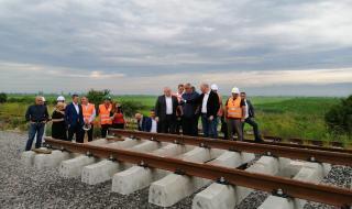 Започва модернизация на жп линията София-Елин Пелин - 1