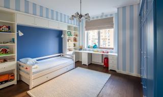 7 правила за винаги подредена детска стая