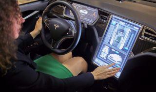 Колите на Tesla няма да потеглят при неправилно сложен колан