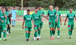 Берое размаза Созопол в последната си контрола преди старта на първенството - 1