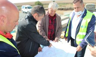 Граматиков: През юли догодина ще е готов северният обход на Бургас - 1