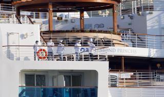 Италиански круизен кораб стана огнище на коронавирус