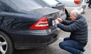 Изхвърли кола, спаси се от застраховка