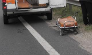 18-годишен шофьор блъсна дете в Павликени