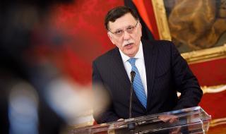 Смяна на властта в Либия! Файез Сарадж ще се оттегли до края на октомври