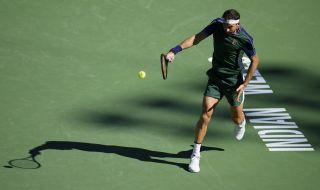 Григор Димитров се изстреля в световната ранглиста