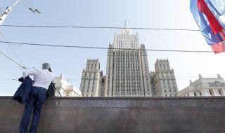 Москва обеща: Ще отговорим на нови американски санкции!
