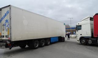 Френските шофьори няма да изместят българските