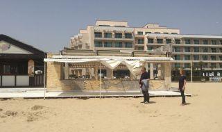 Премахват незаконните обекти по плажовете - 1