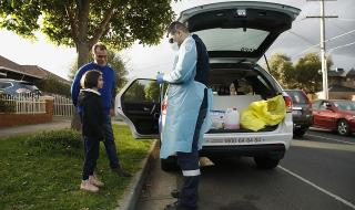 Втора вълна! Австралия изпраща армията срещу коронавируса в Мелбърн