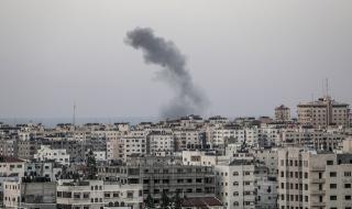 """Израел и """"Хамас"""" на ръба на нова война"""