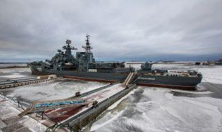 Руски командир окраде собствения си кораб - 1