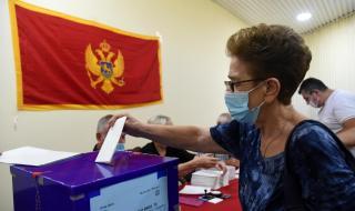 Состязательные выборы в Черногории с почти равными результатами