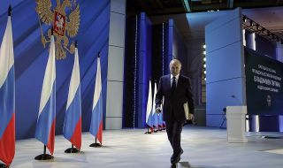 След речта на Путин. Няколко предположения - 1