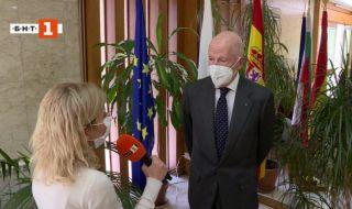 Царят гласува в Мадрид - 1