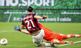 Рангник държи на своето: Преподписването с Ибрахимович противоречи на стратегията на Милан